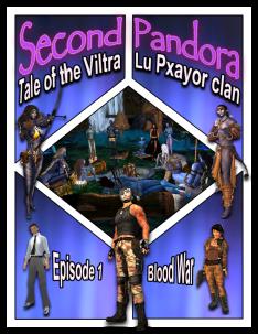 Episode 1: The Blood War